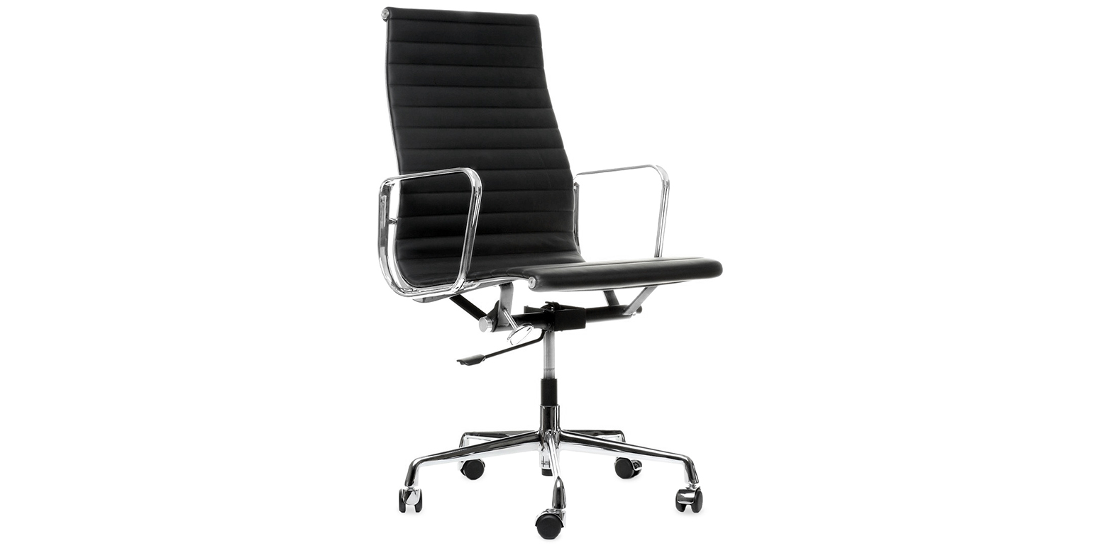 Ea 119 aluminium group chair charles eames for Ea 119 nachbau