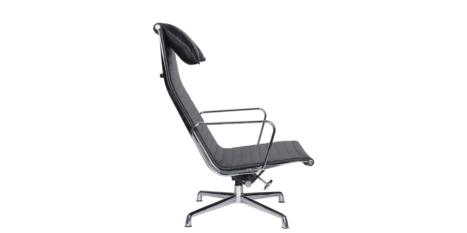 Ea 124 aluminium group chair charles eames for Alu chair nachbau