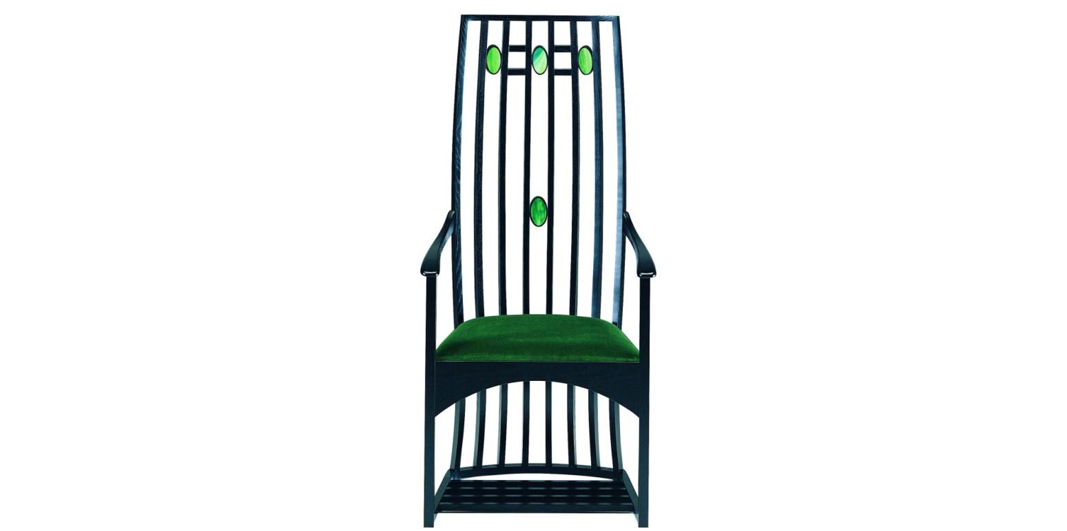 Armrest Chair Mackintosh