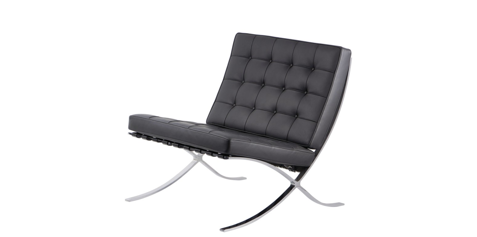 stockware sales chaise barcelone par ludwig mies van der rohe. Black Bedroom Furniture Sets. Home Design Ideas