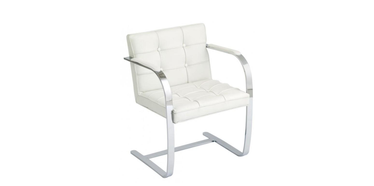 Chaise brno mies van der rohe brno chair mies van der rohe - Chaise mies van der rohe ...