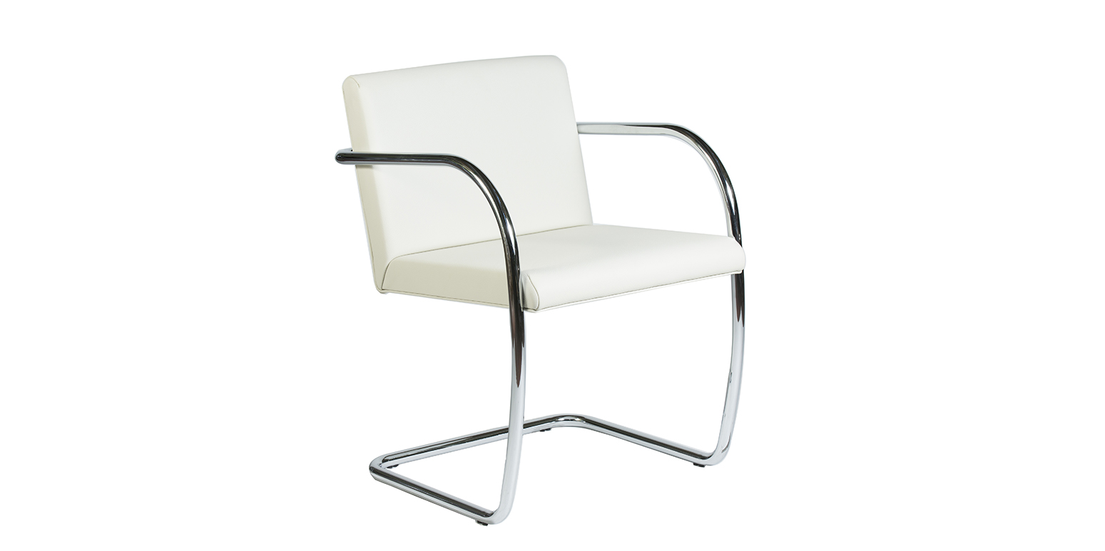Chaise Brno Mies Van Der Rohe chaise tubulaire brno par ludwig mies van der rohe