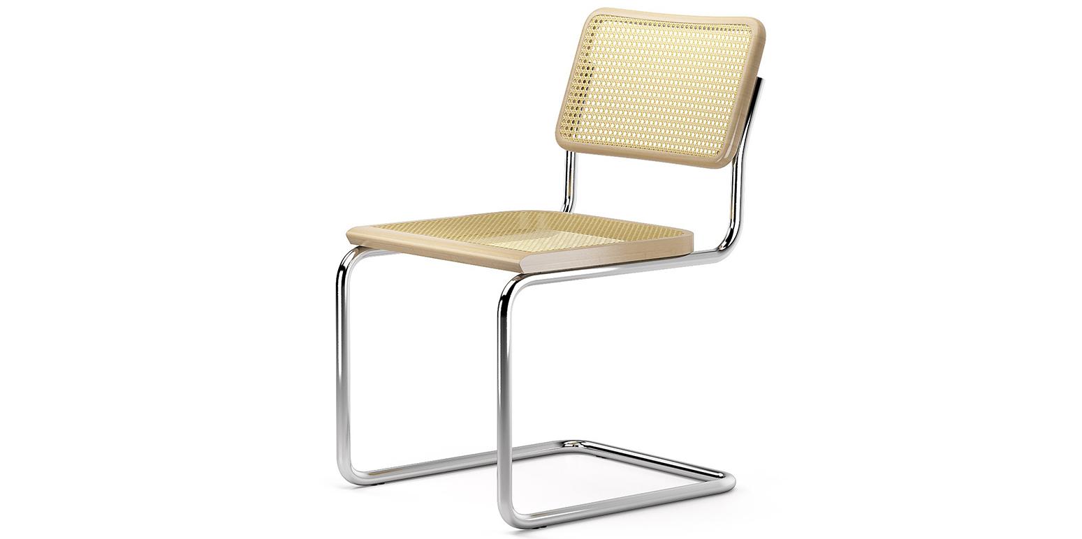 cesca stoel van marcel breuer. Black Bedroom Furniture Sets. Home Design Ideas