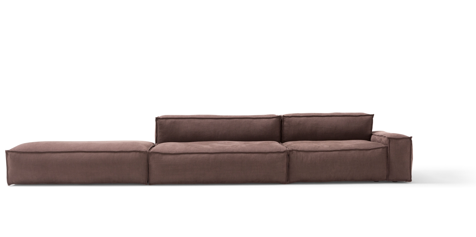 Design sofa davis by amura for Design sessel nachbau