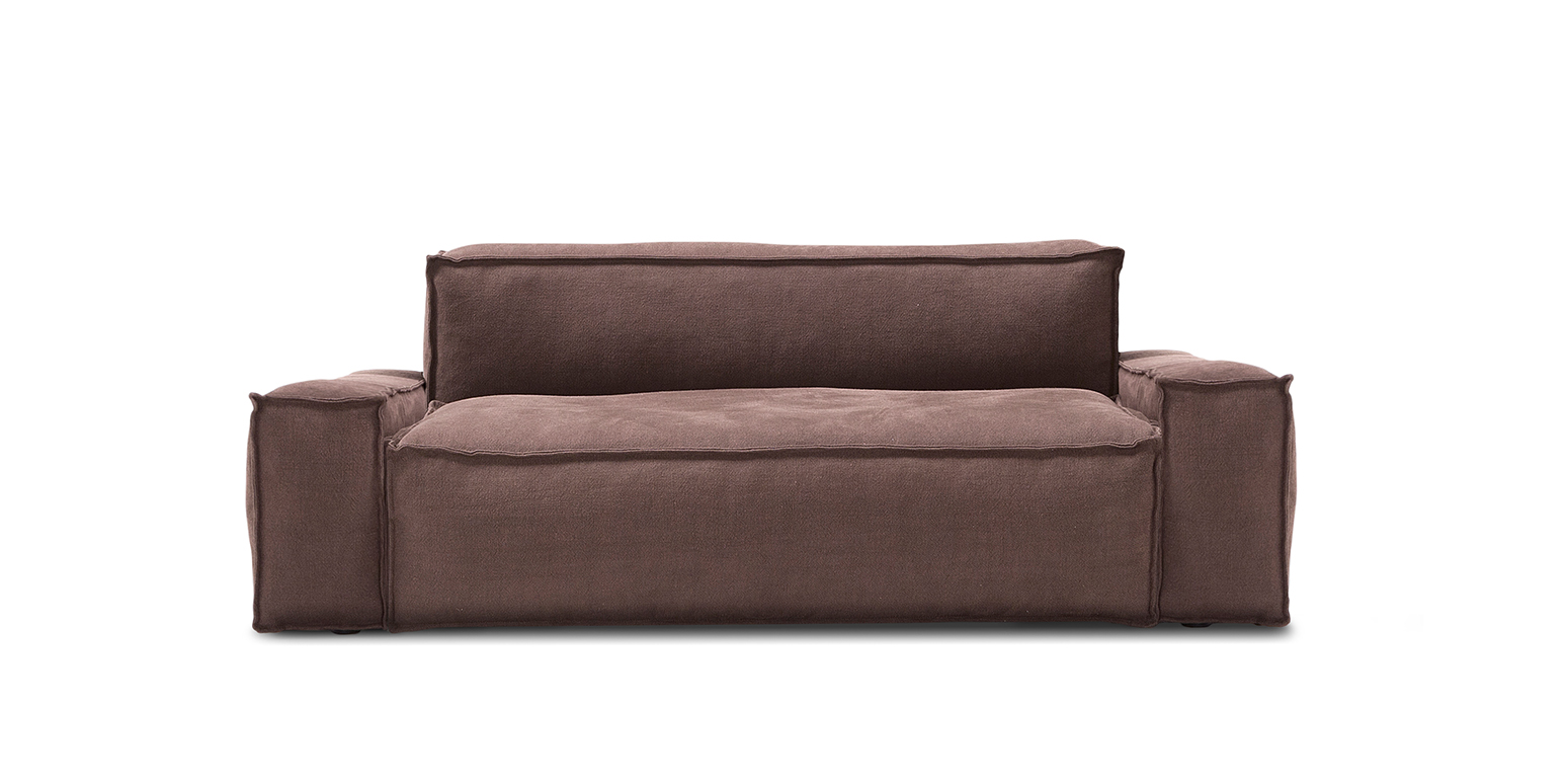Design zweisitzer sofa davis by amura for Zweisitzer sofa