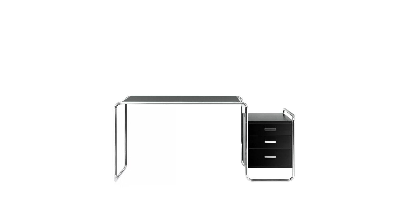Schreibtisch s285 von marcel breuer for Saarinen tisch nachbau
