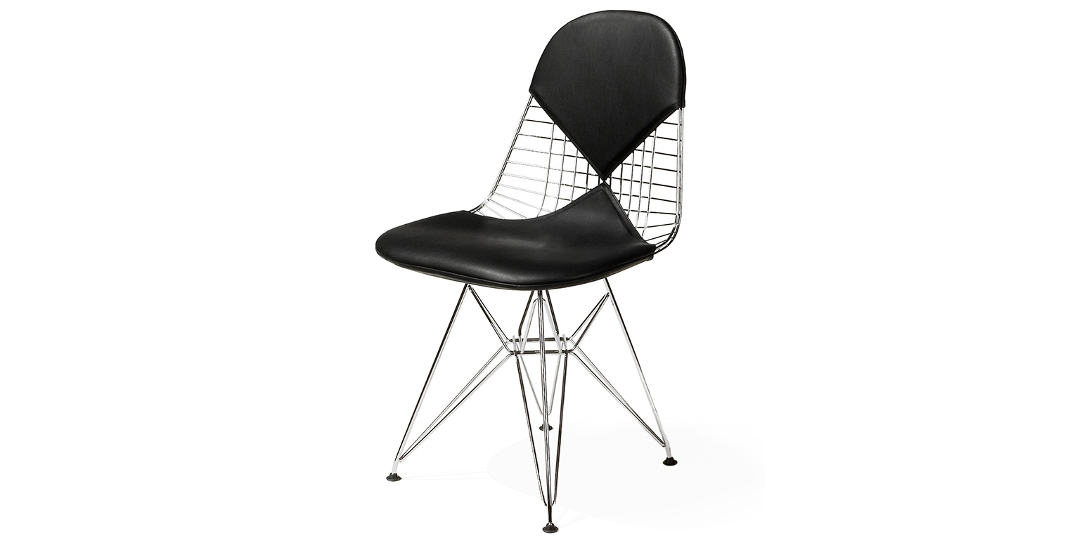 Latest dsr with chaise dsr eiffel for Chaise eiffel eames