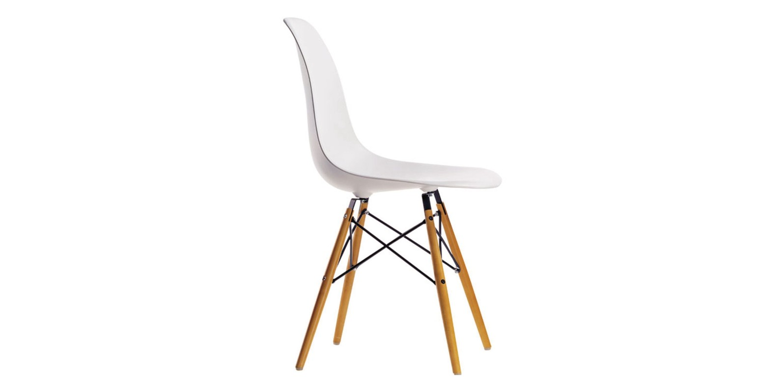 Eames dsw stoel chair for Charles eames stoel