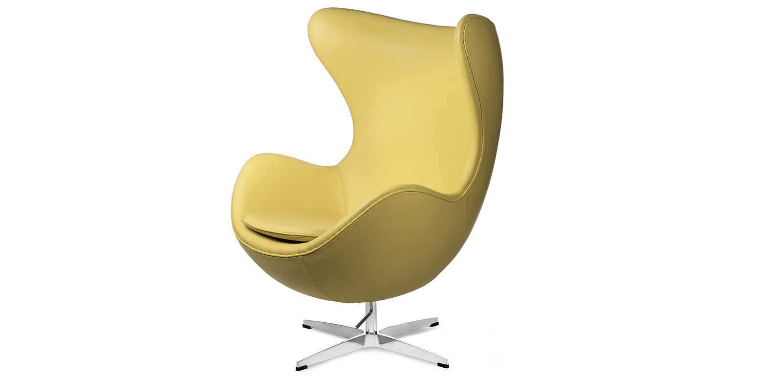 Egg chair arne jacobsen for Barcelona sessel nachbau
