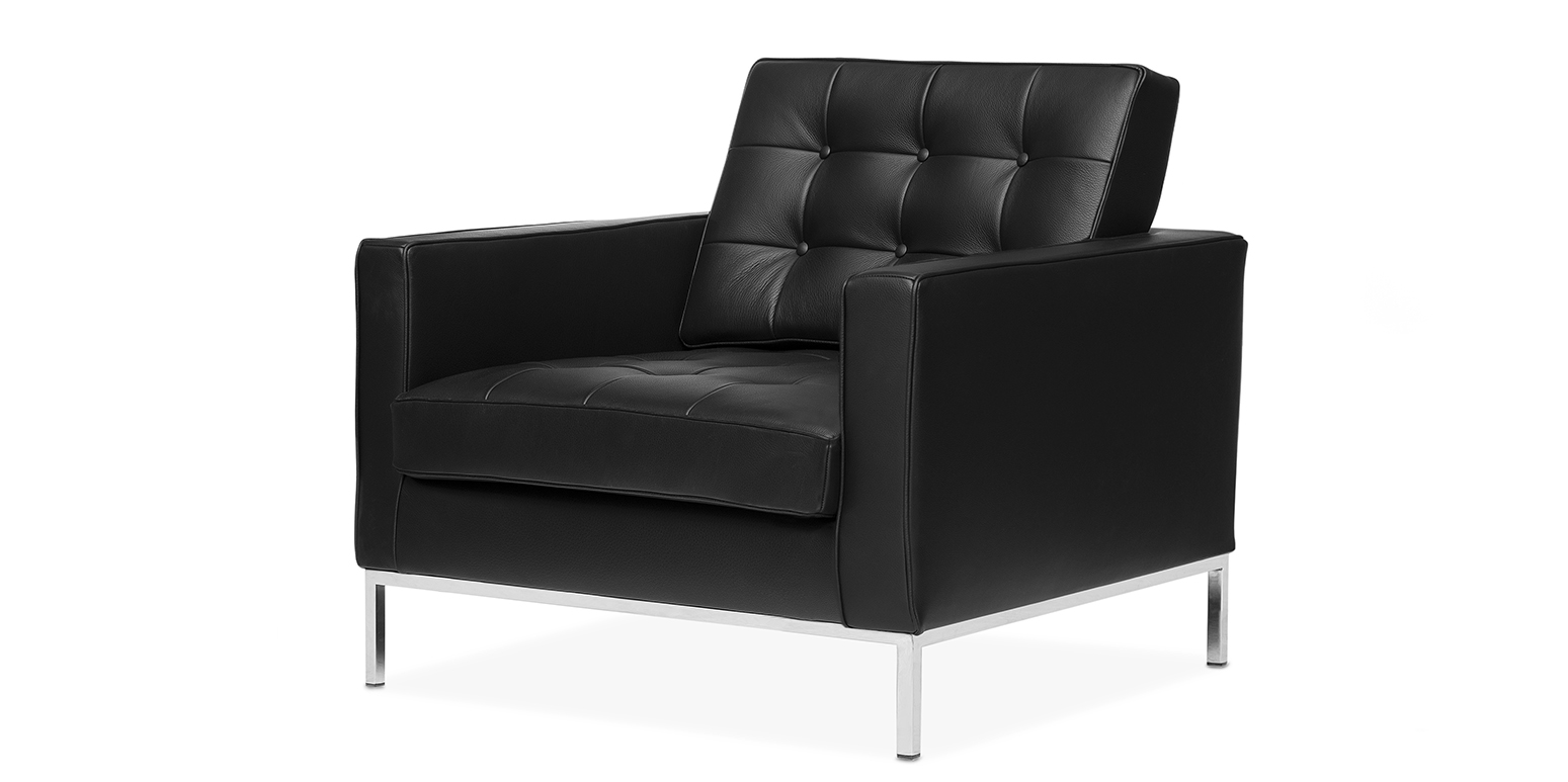 fauteuil knoll florence knoll. Black Bedroom Furniture Sets. Home Design Ideas
