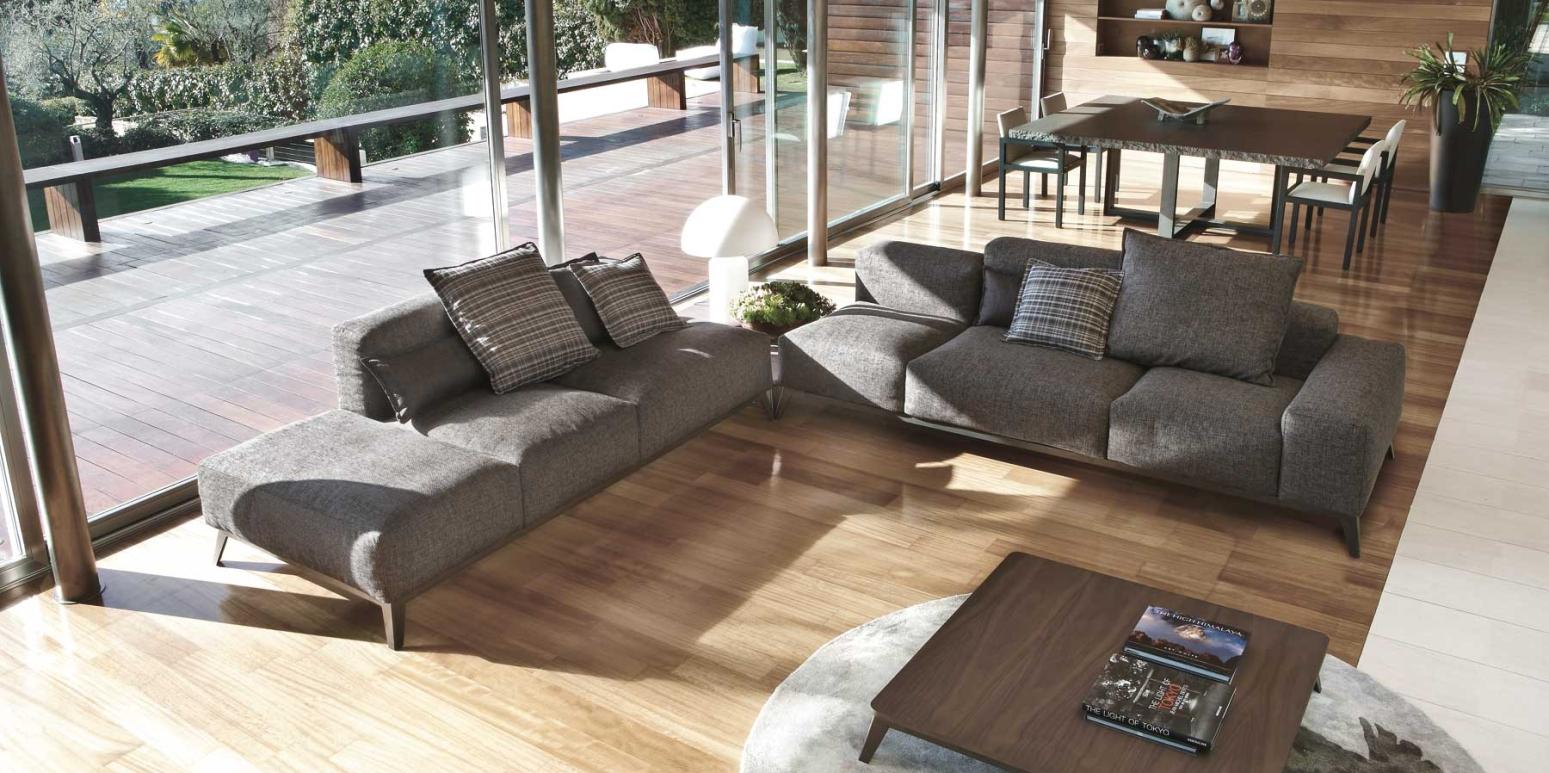 canap d 39 angle de design ellen. Black Bedroom Furniture Sets. Home Design Ideas