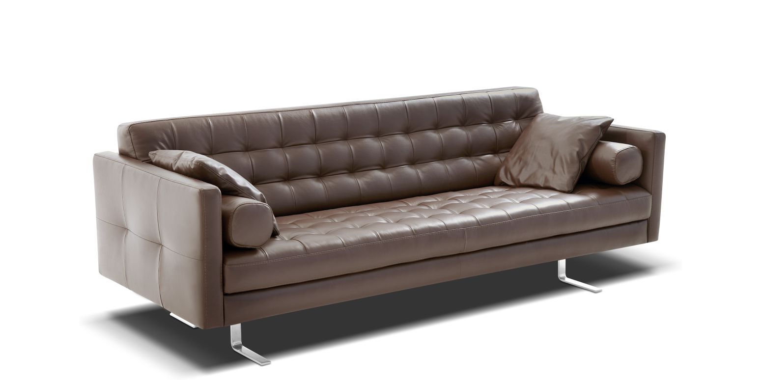 Design sofa milena Was passt zu braunem sofa