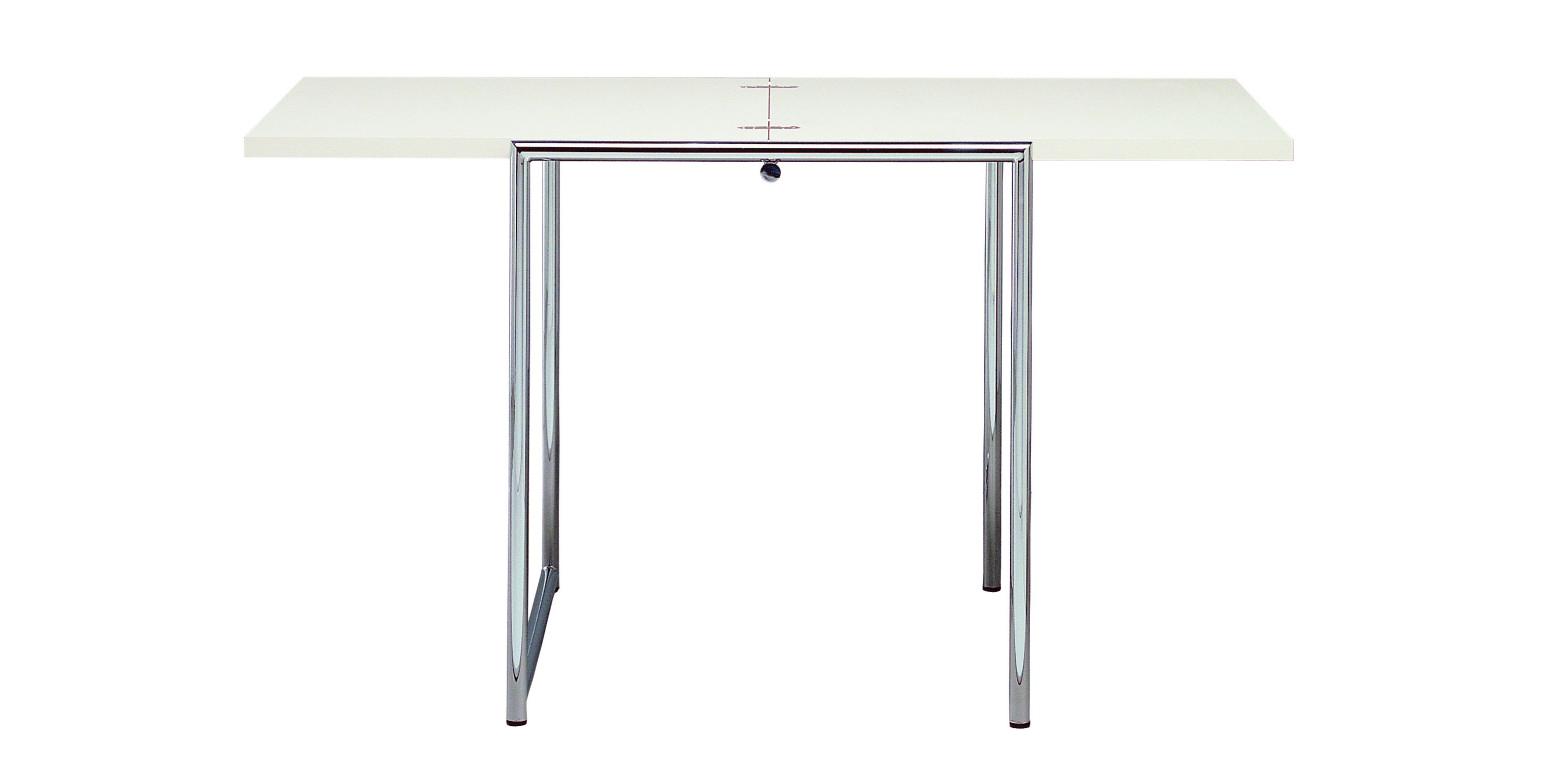 Jean t klapptisch von eileen gray for Saarinen tisch nachbau