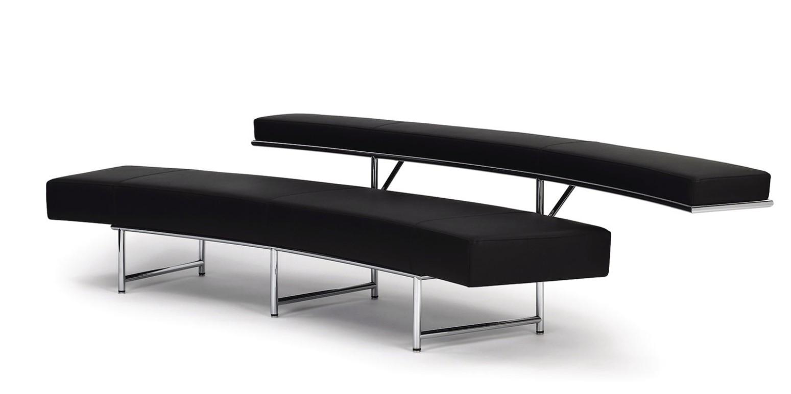 montecarlo sofa van eileen gray. Black Bedroom Furniture Sets. Home Design Ideas