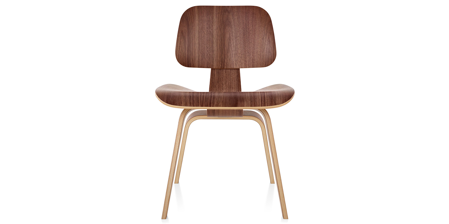plywood chair von charles eames. Black Bedroom Furniture Sets. Home Design Ideas