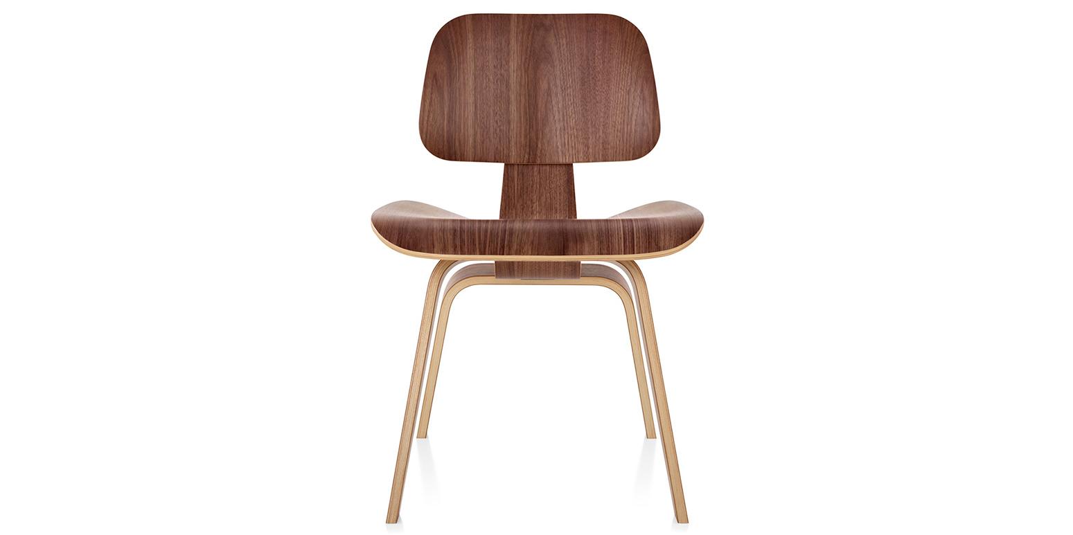 Gelaagd houten stoel van charles eames - Eames eames stoel ...