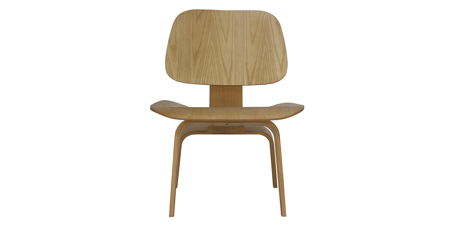 Lcw lounge chair wood