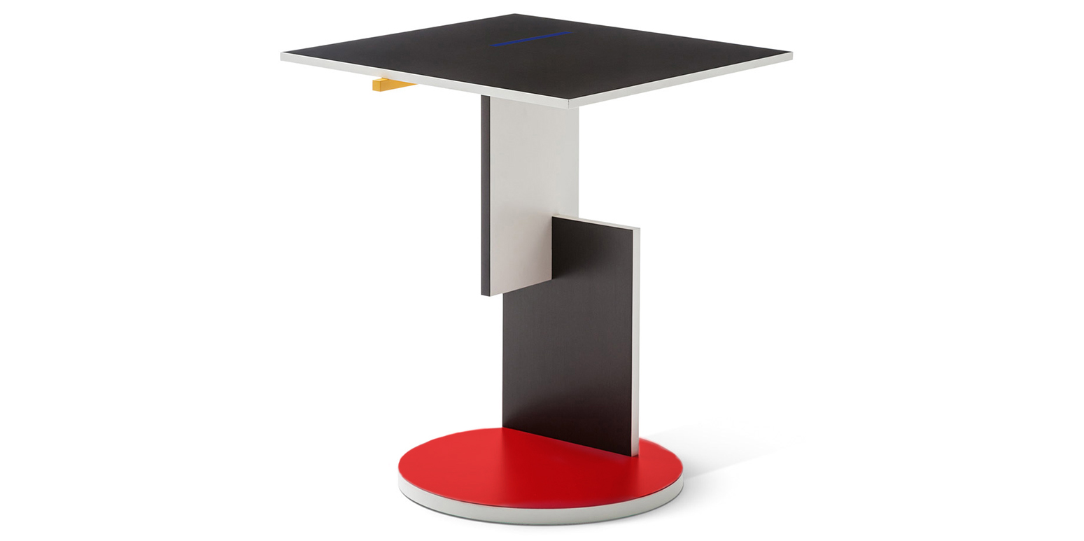 Schroeder Table By Gerrit Thomas Rietveld