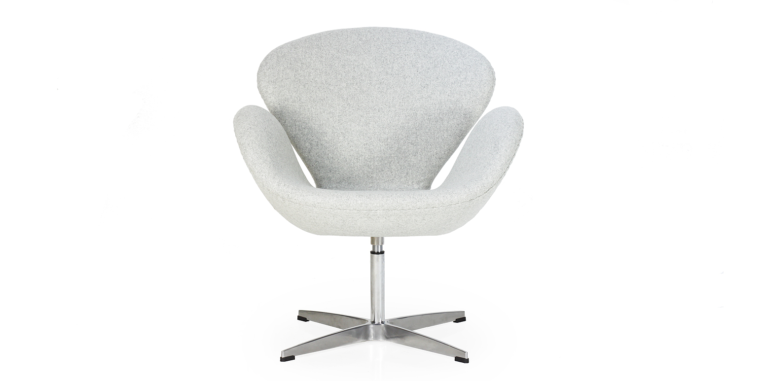 Swan sessel arne jacobsen for Barcelona sessel nachbau