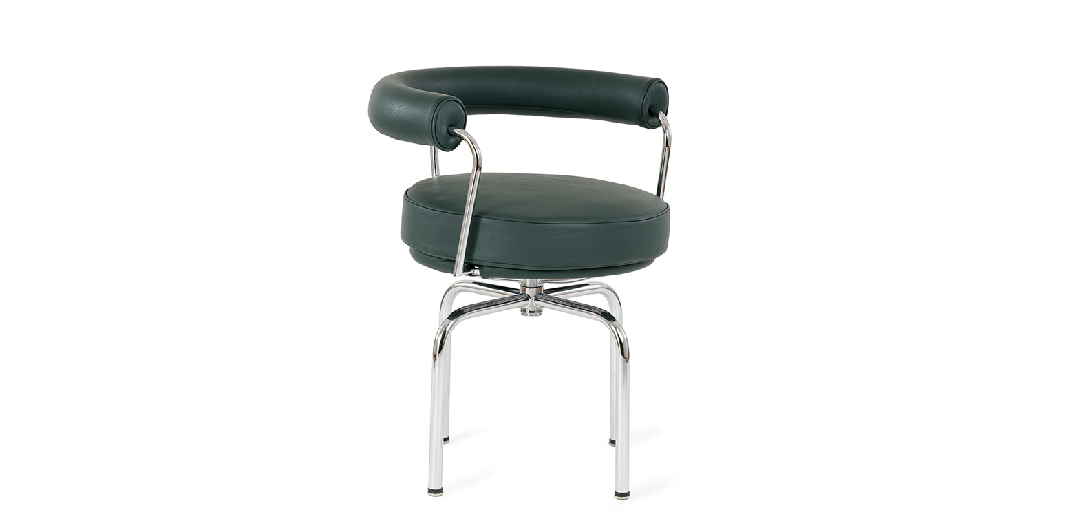 Stockware Sales - LC7 Swivel Chair by Le Corbusier