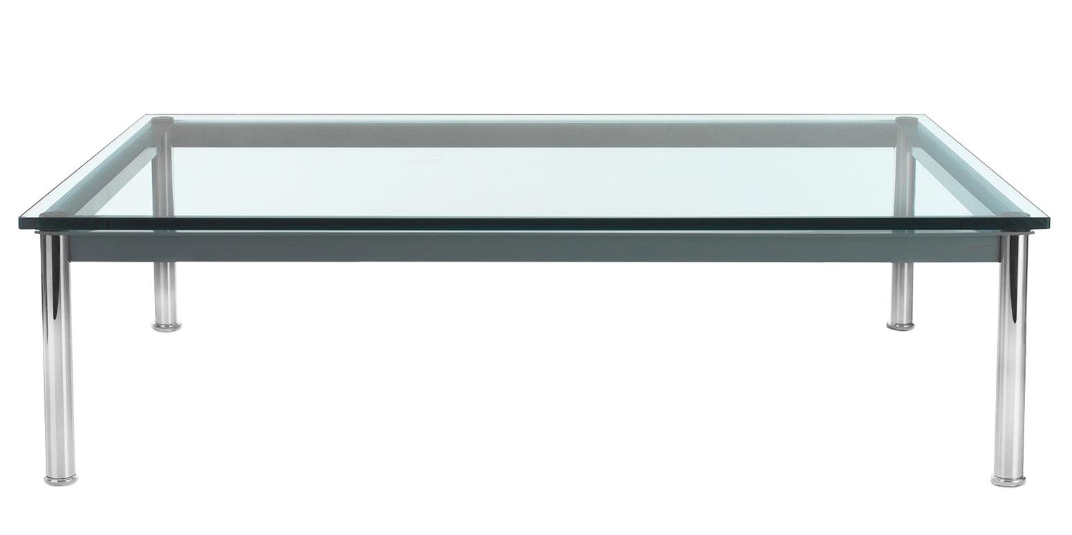 Lc10 beistelltisch von le corbusier for Ea 117 nachbau