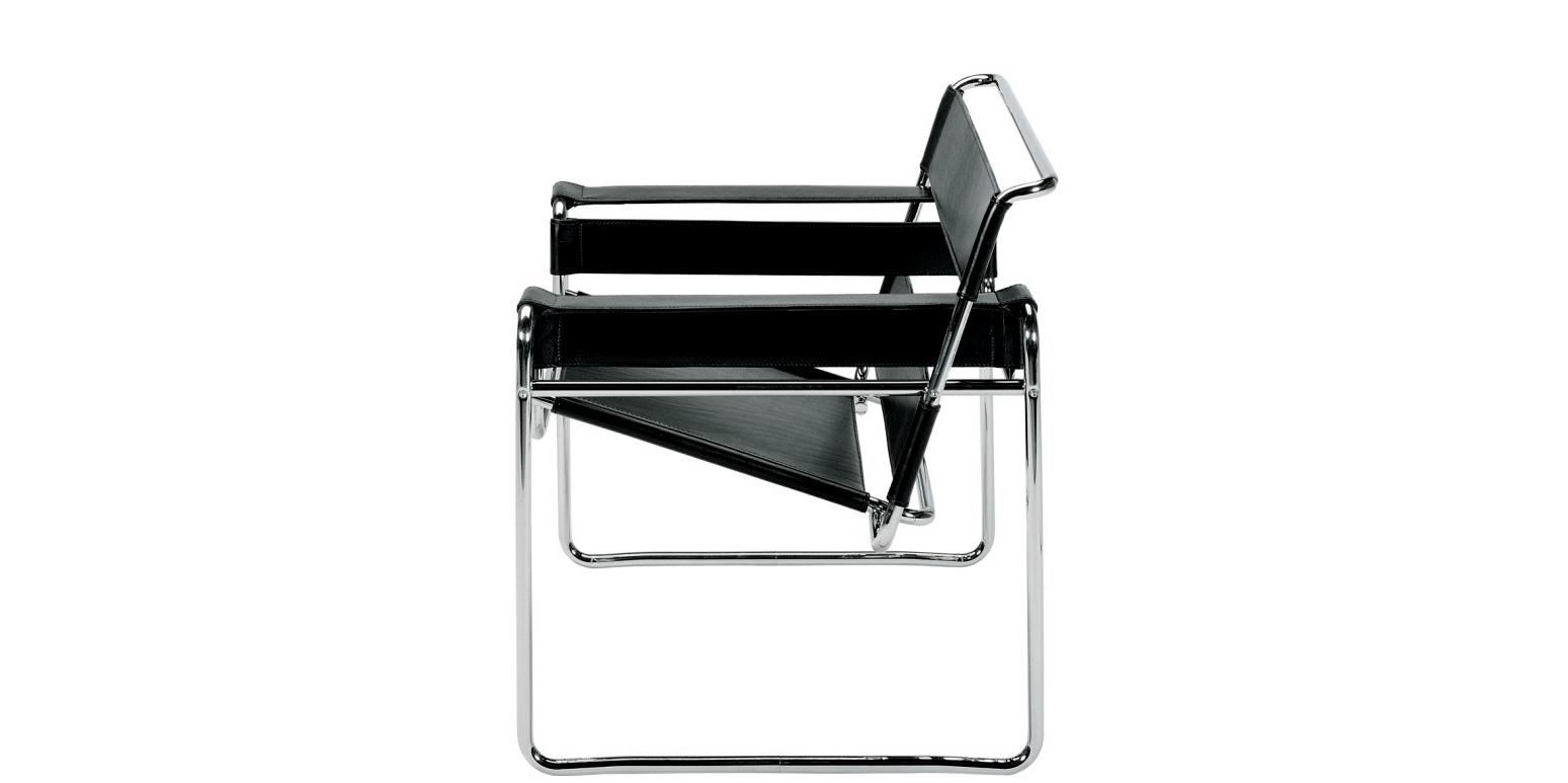 wassily armstol af marcel breuer. Black Bedroom Furniture Sets. Home Design Ideas