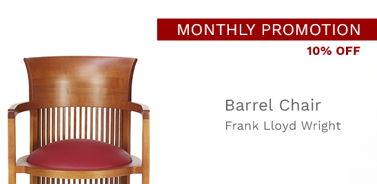 Bi-monthly promotion. Swan Chair