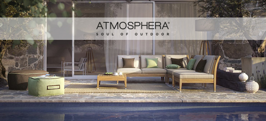 Atmopshera. soul of outdoor - new collection of outdoor furniture