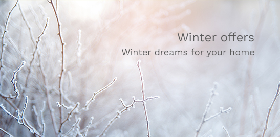 Seasonal Deals. Winter at Steeldomus