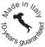 we offer a 10 year guarantee on our furniture