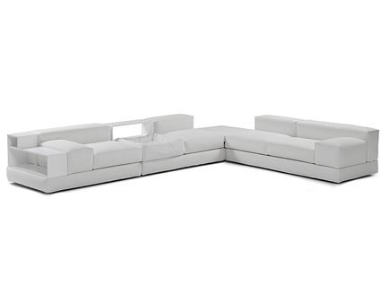 Sofa de dise o italiano divano g101 - Sofas diseno italiano ...