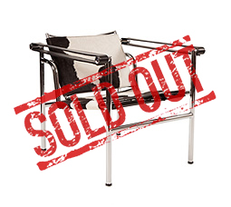 lc2 sessel reproduktion le corbusier lc2 sessel mit schwarzem leder 558 00 lc2 sessel le. Black Bedroom Furniture Sets. Home Design Ideas