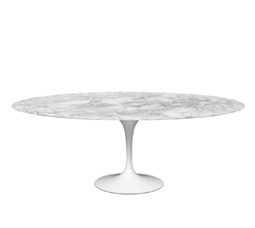 Oval Tulip Table