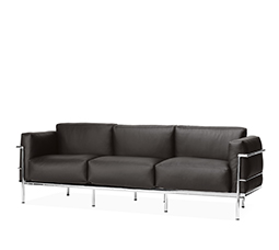 Grand Confort Three Seater Sofa - Le Corbusier