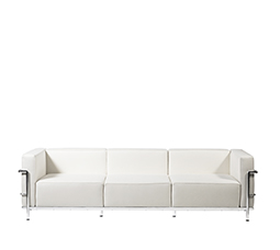LC3 Three Seater Sofa  -  Le Corbusier