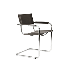 Cantilever Armchair S34 -  Mart Stam