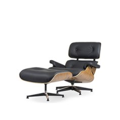 Lounge chair and ottoman - Charles Eames - 1956